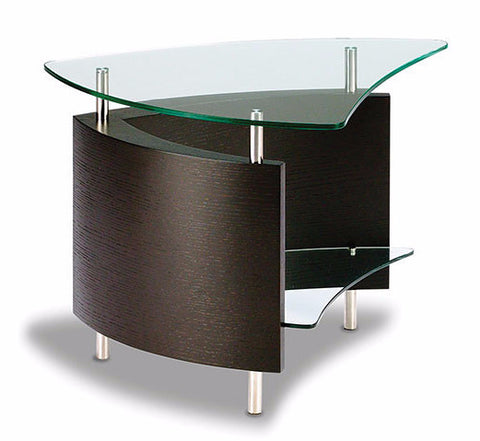 Fin End Table 1110 - BDI