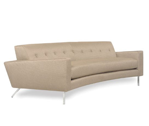 Flamingo Curved Sofa - Lazar