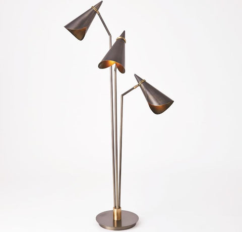 Meudon Multi-Arm Floor Lamp - Global Views