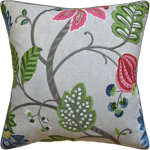 Flourish Pillow - Ryan Studio