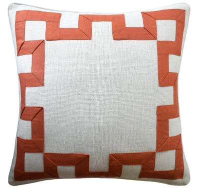 Fretwork Pillow - Ryan Studio