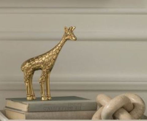 Jennifer Giraffe Sculpture - Made Goods