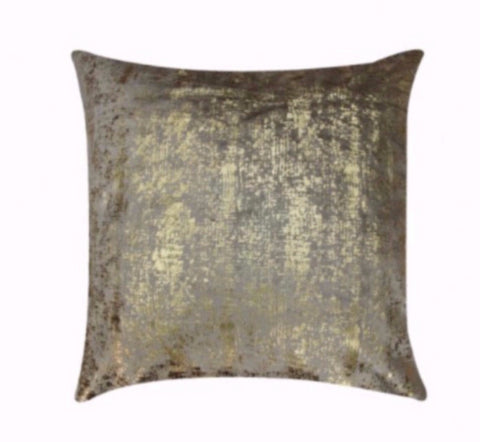 Avanti Stone Velvet Pillow 20x20 - Cloud 9 Design