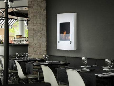 Hollywood - Stainless Steel - Eco Feu