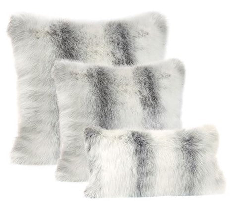 Icelandic Fox Limited Edition Pillow - Fabulous Furs