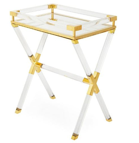 Jacques Tray Table - Jonathan Adler