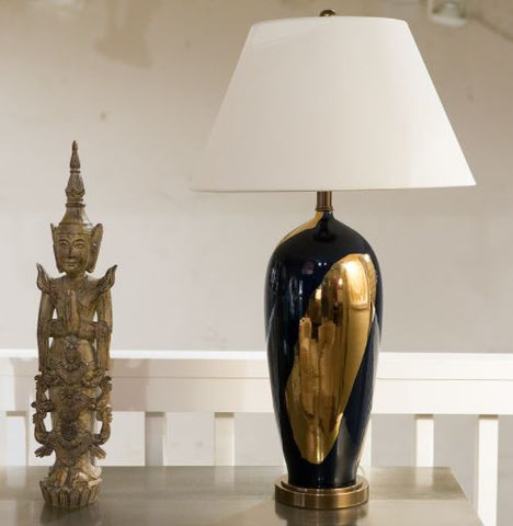 Brill Table Lamp - Currey & Company