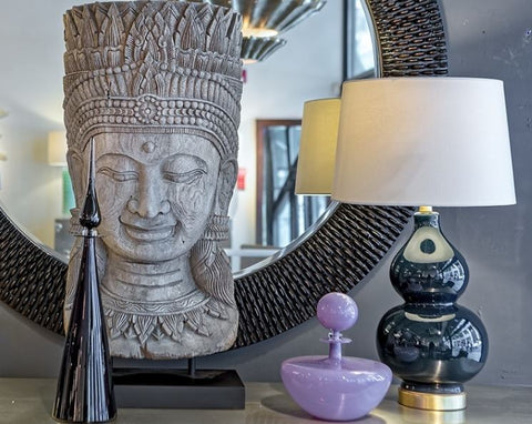 Madison Ceramic Table Lamp - Regina Andrew Design
