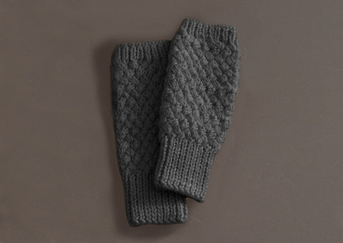Arctique Fingerless Gloves - Animana