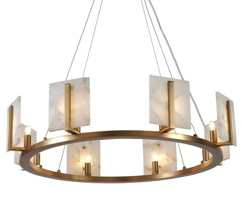 Large Halo Chandelier - Jamie Young