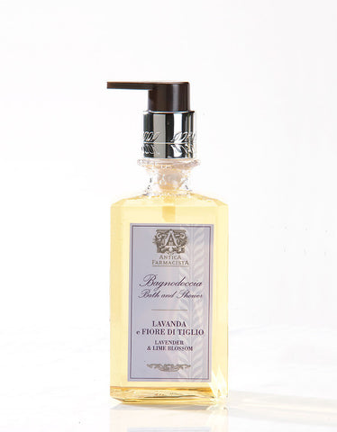 Lavender and Lime Blossom Body Wash - Antica Farmacista