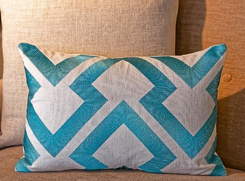 Lightning Bolt Pillow - Ryan Studio
