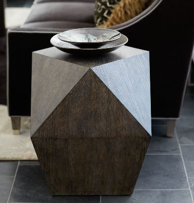 Linea End Table - Bernhardt Furniture