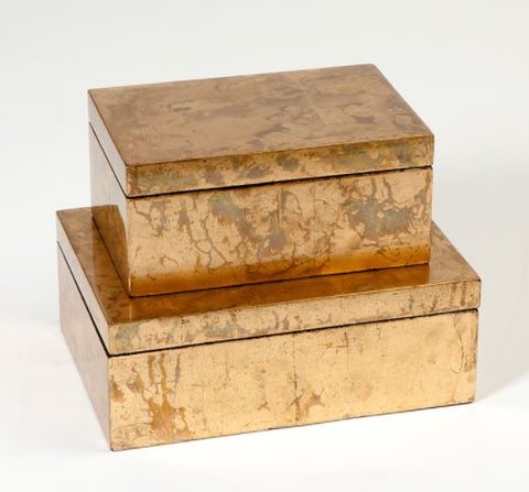 Luxe Gold Leaf Box - Studio A