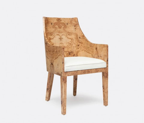 Everett Chair, Olive Ash - Made Goods