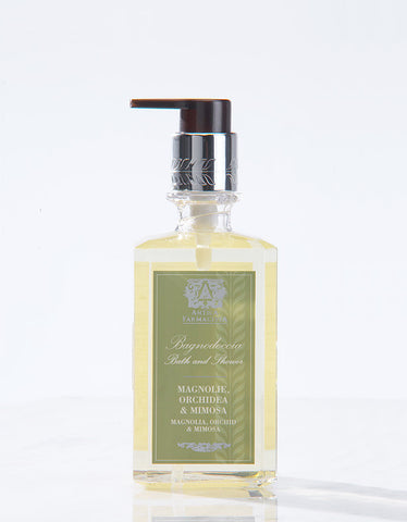 Mangolia, Orchid and Mimosa Body Wash - Antica Farmacista
