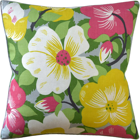 Magnolias Pillow - Ryan Studio