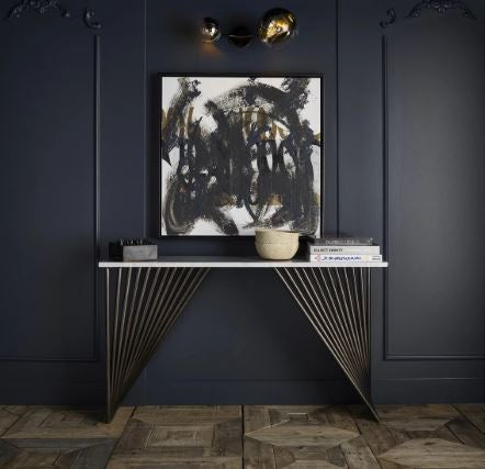Magon Marcel Console Table - Universal Furniture