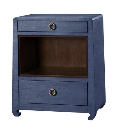 Ming 2-Drawer Side Table - Bungalow 5