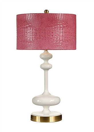 Mirabella Gardenia Lamp - Wildwood Lamps & Accents