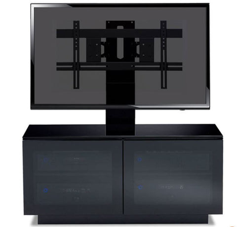 Mirage 8224 Double Wide Low Enclosed Cabinet - BDi Up to 42""