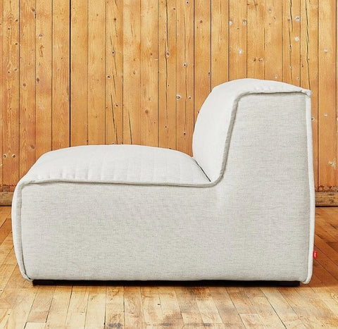Nexus Modular Armless Chair - Gus Modern