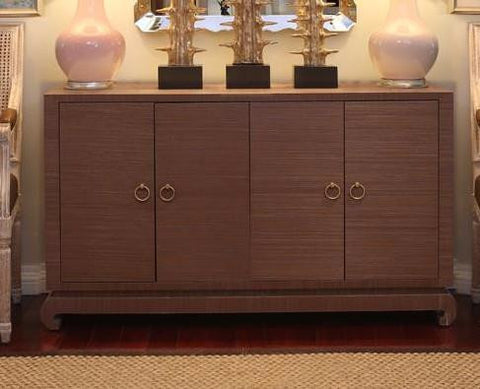 Meredith 4 Door Cabinet - Bungalow 5