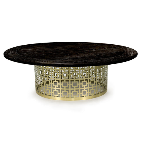Nixon Cocktail Table - Jonathan Adler
