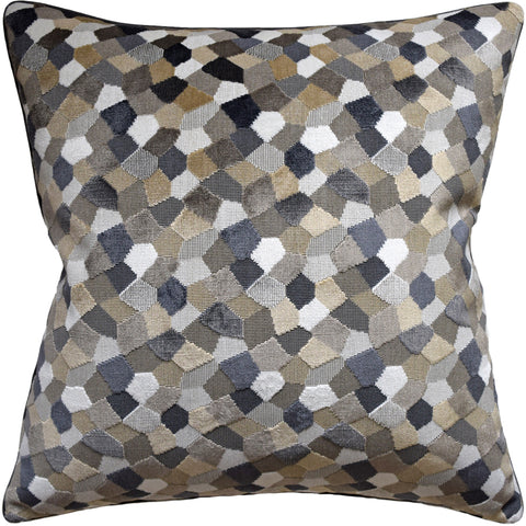 Modern Mosaic Pillow - Ryan Studio