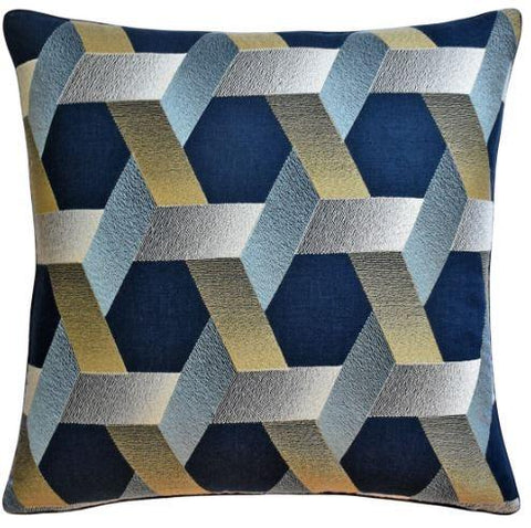 Molina Hexagon Pillow - Ryan Studio
