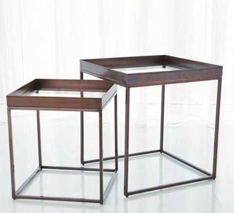 Perfect Nesting Tables S/2 - Global Views