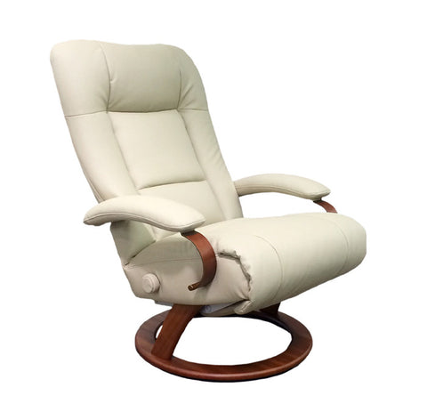 New Thor Recliner, Ice - Lafer