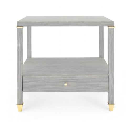 Pascal One-Drawer Side Table - Bungalow 5