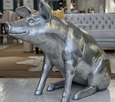 Pig Sculpture - Phillips Collection