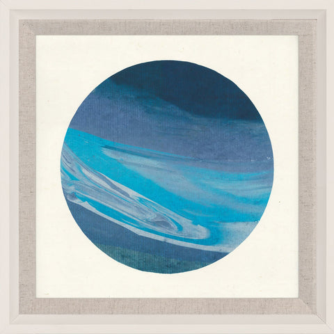 Planetary Series, Small: Blue 2 - Natural Curiosities