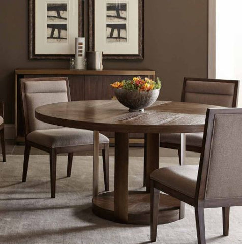 Profile Round Dining Table - Bernhardt Furniture