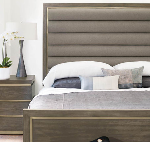 Profile Panel Bed - Bernhardt Furniture