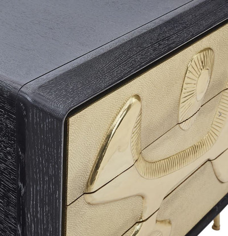 Reform Three-Drawer Chest - Jonathan Adler