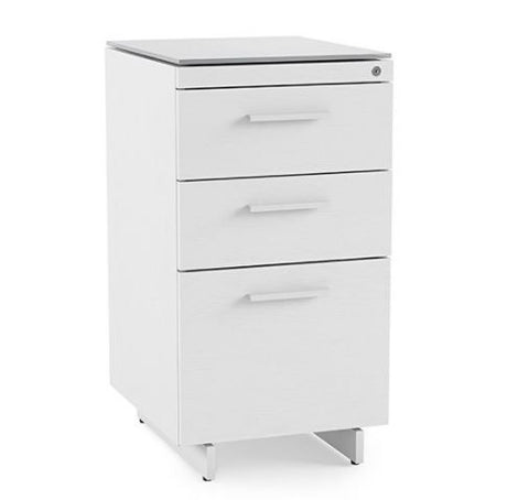 Centro 3-Drawer File Cabinet 6414 - BDI