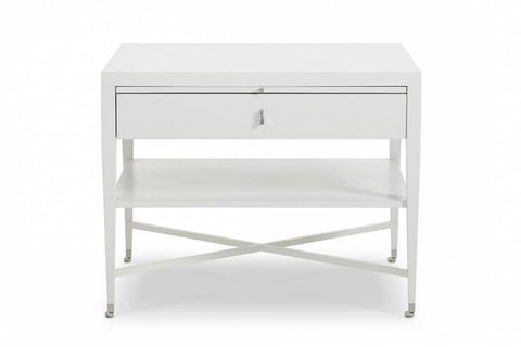 Rosenau Rectangular Side Table - Bolier & Co.