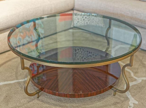 Round Occasional Cocktail Table - Bolier & Co.