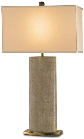 Rutherford Table Lamp - Currey & Company