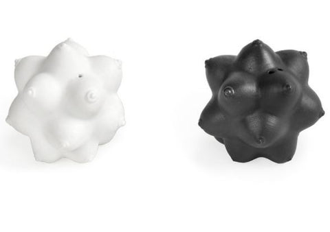 Aphrodite Salt & Pepper Shakers - Jonathan Adler