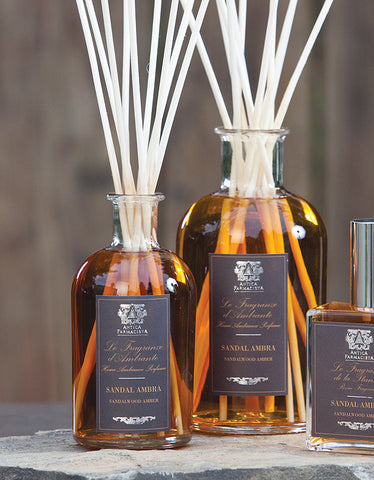 Sandalwood Amber Diffuser 250 ml - Antica Farmacista