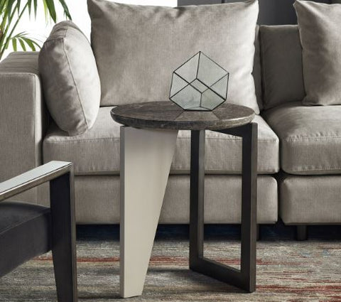 Magon Kline Round End Table - Universal Furniture
