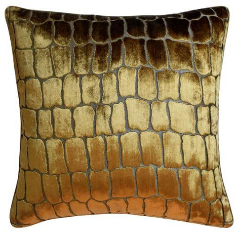 Sleek Croc Pillow - Ryan Studio