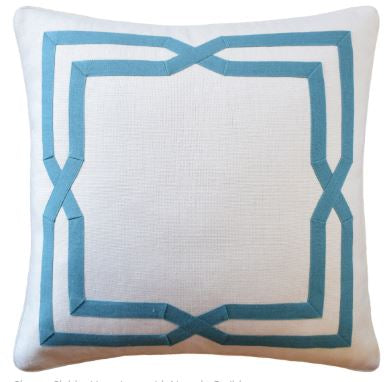 Slubby Linen Tipton Pillow - Ryan Studio