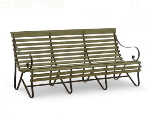 Le Marais Bench - Mr. Brown London