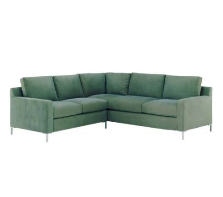 Soho II Queen Sleeper Sectional Sofa - Lazar