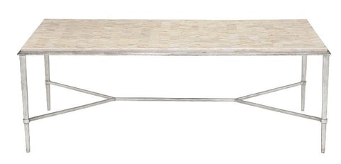 Solange Rectangular Cocktail Table - Bernhardt Furniture